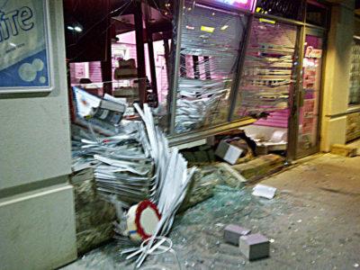 Vehicle impact & vandalism restoration